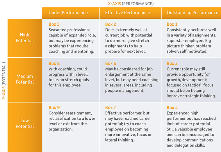 3 steps to building the future leaders of your company chart